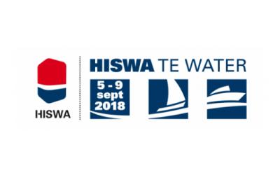 Hiswa te water 2018